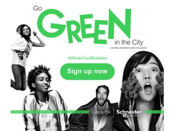 Go Green in the City