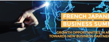 French Japanese Business Summit 2020: Registration is open!
