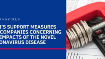 METI's Support Measures for Companies Concerning the Impacts of the Novel Coronavirus Disease
