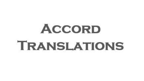 ACCORD TRANSLATIONS PTE LTD