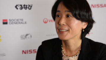 Nobuko Kobayashi, Managing Director & Partner, EY-Parthenon